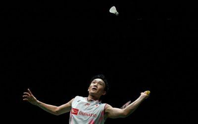 Badminton top-rank Momota injured, driver killed in Malaysia crash