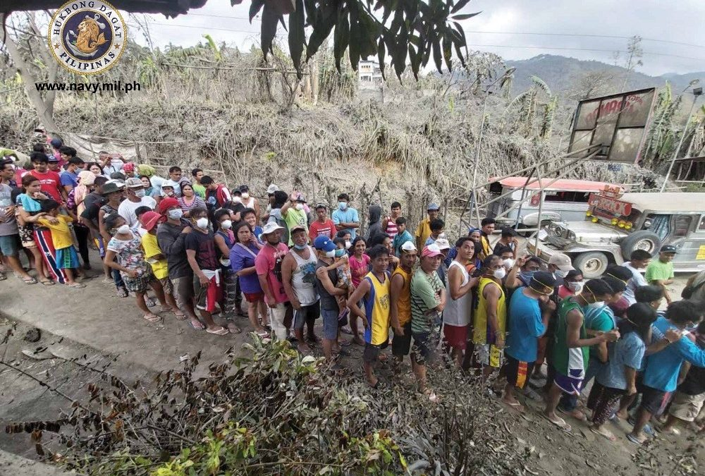 European Union donates P42 million to Taal volcano victims