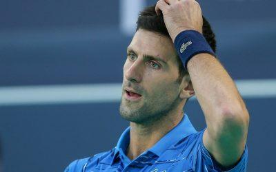 Novak Djokovic insists no clear favorites this season for Australian Open