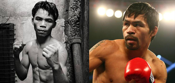 Manny Pacquiao marks 25th anniversary as professional boxer