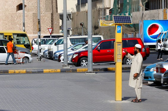 Sharjah announces 1,300 new paid parking spaces in Al Nahda