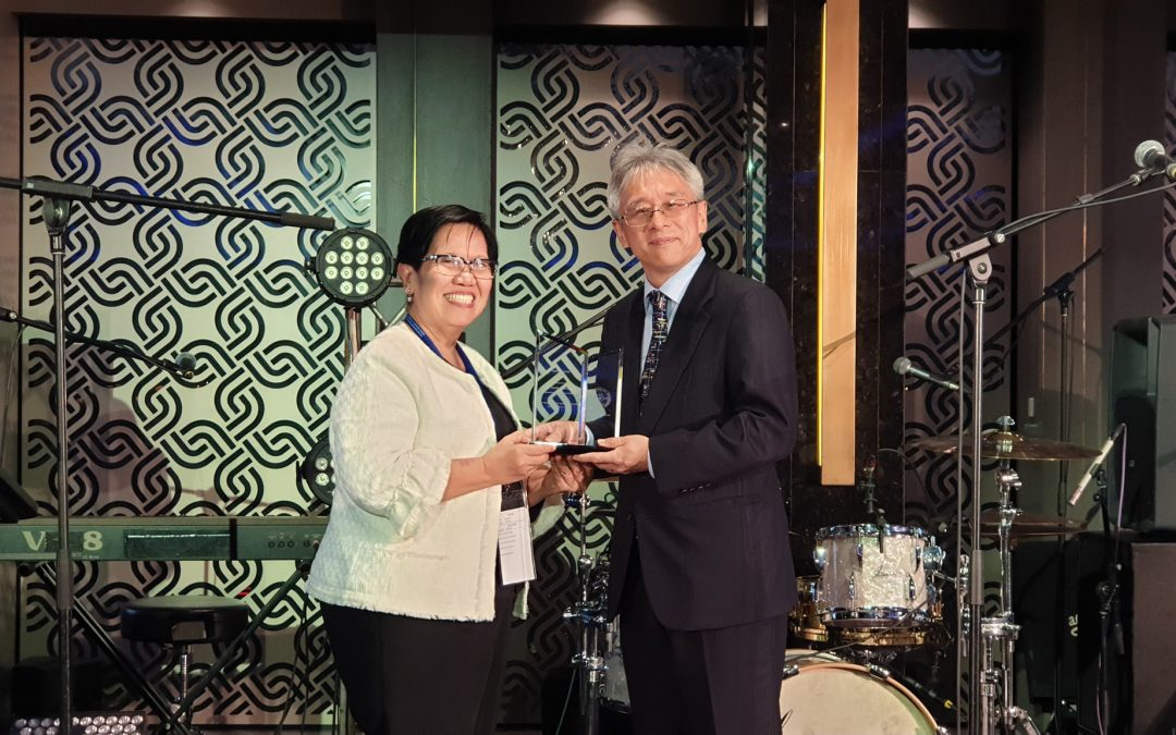 Filipina scientist bags first int'l metrology award for PH
