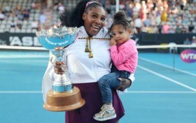 Serena Williams ends 3-year championship drought, donates winnings to bushfire victims