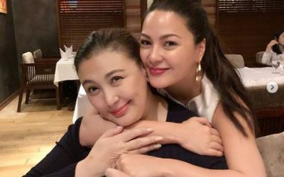 Netizens celebrate Sharon Cuneta, KC Concepcion reconciliation