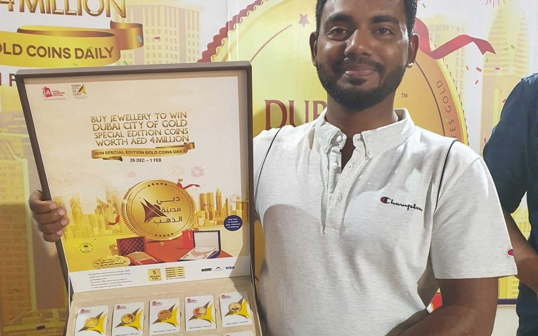 Dubai taxi driver wins Dh40,000 after buying present for fiancée