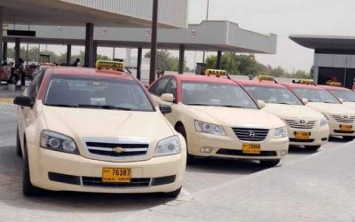 Dubai teams up with online shopping platforms to deliver orders through taxi