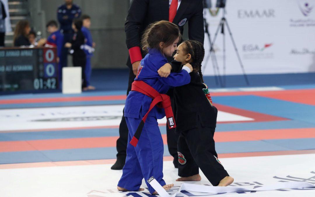 LOOK: Kids' Jiu-jitsu Challenge Championship takes place in Abu Dhabi