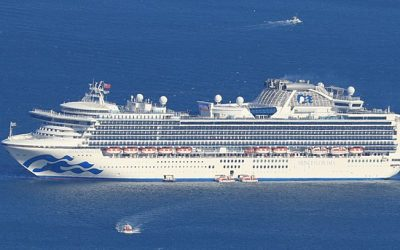 Japan Health Minister apologizes after 23 passengers left Diamond Princess before testing