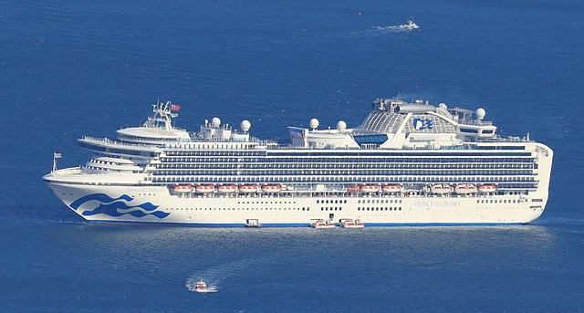 Filipinos aboard MV Diamond Princess to return to PH on Feb. 25