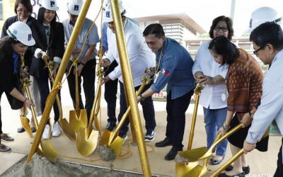 WATCH: First OFW Hospital breaks ground anew