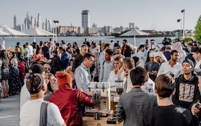 Dubai-based Baristas' Corner, Italy-based Dalla Corte host intimate Coffee & Talks evening