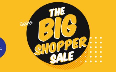 Enjoy exclusive deals at The Big Shopper Sale at Expo Centre Sharjah