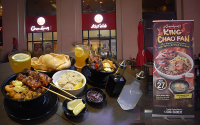 Enjoy flavors of the Asian Cuisine within the heart of Dubai at Chowking – JBR