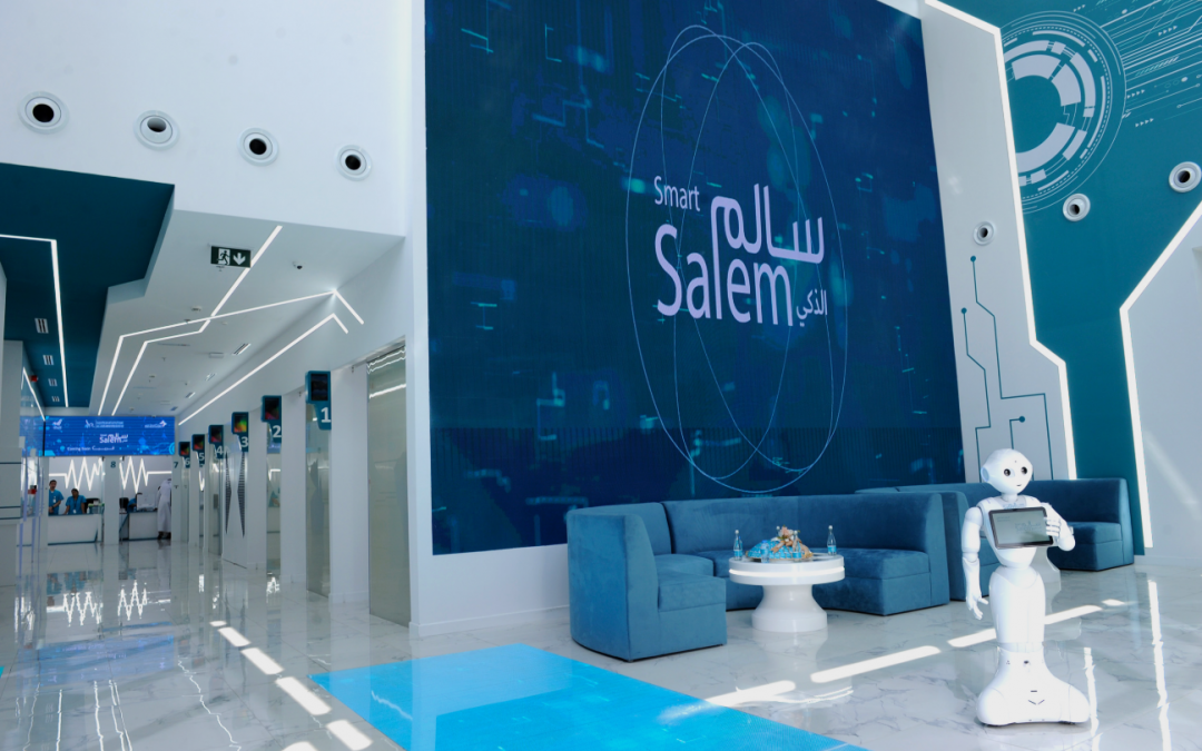 LOOK: Dubai introduces first AI autonomous medical fitness center