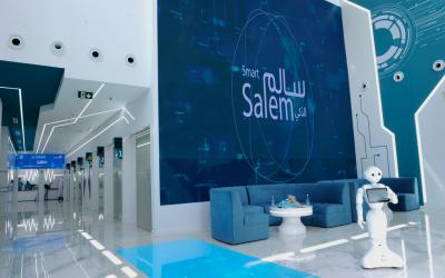 LOOK: Dubai introduces first AI autonomous medical fitness center