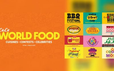 Exciting World Food Festival events this weekend across LuLu stores