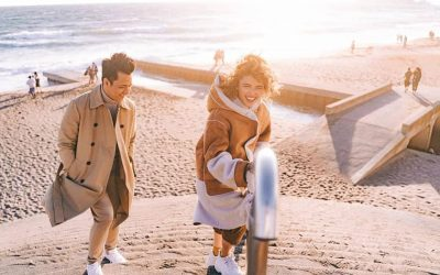 LOOK: KZ Tandingan, TJ Monterde prenup shot in Japan