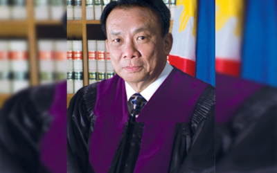 Duterte appoints former SC Justice Chief Justice Bersamin to GSIS