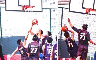 Falcons barely scrape past Dubai Thunders 69-68 at United OFW Basketball League