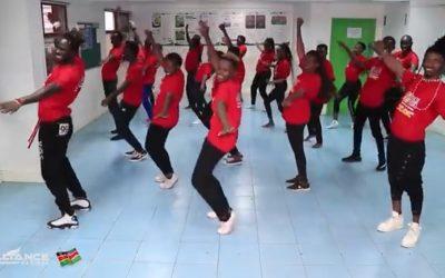 WATCH: Africans do Tala dance challenge