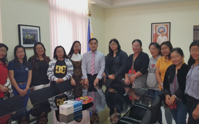 DFA sends home 11 distressed OFWs from Dubai on Valentine's Day