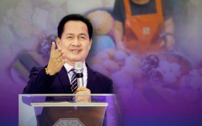 Quiboloy's spokesperson denies netizens' claims about 'kakanin' scheme