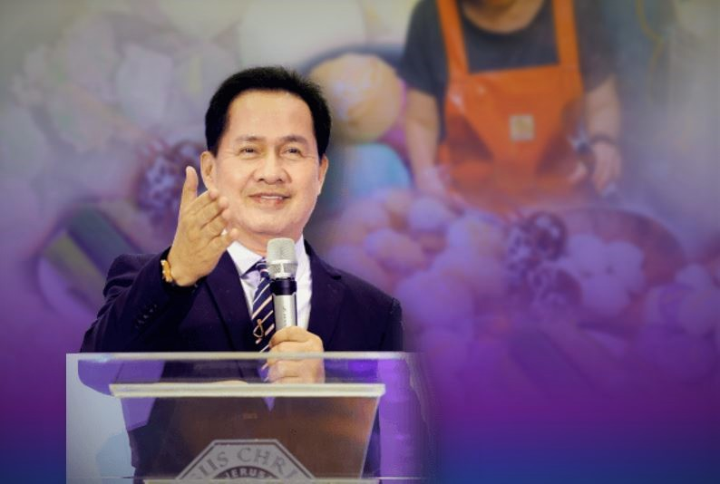 Quiboloy's spokesperson denies netizens' claims about 'kakanin' scheme