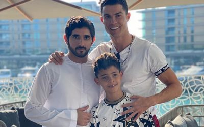 Ronaldo gets 10-year multiple entry visa to UAE