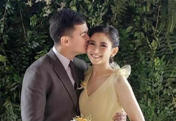 Sarah-Matteo relationship counsellor reveals details on 'private wedding'