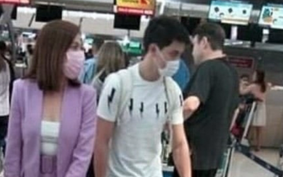 Alden Richards, Bea Alonzo spotted in Thailand together