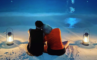 Vice Ganda, Ion Perez spend 'pre-Valentine' time together in Amanpulo, Palawan