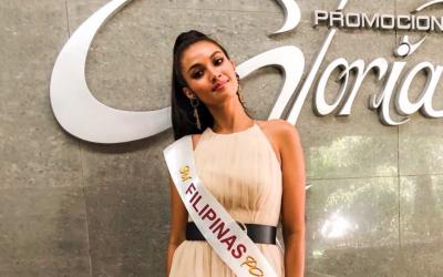 PH bet Katrina Llegano places 5th runner-up at Reina Hispanoamericana 2019