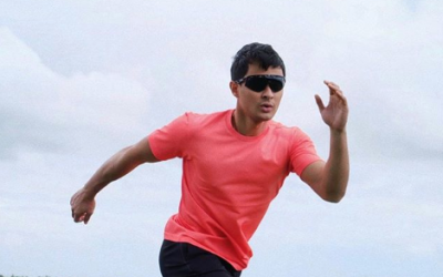 Matteo Guidicelli suffers slipped disc during training