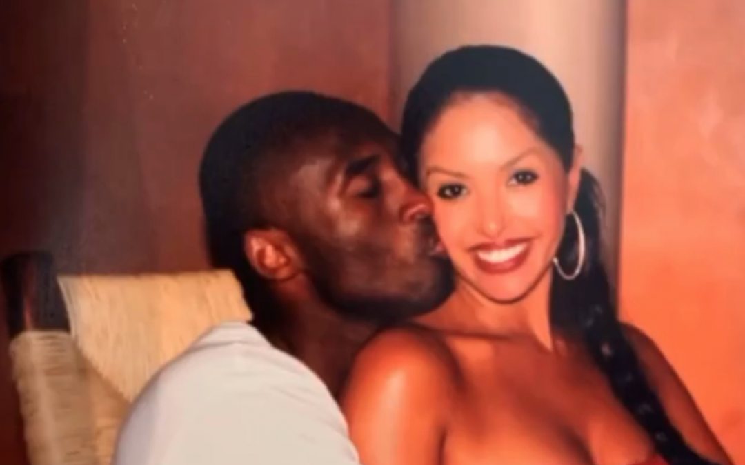 Vanessa Bryant pens heartwarming message to late husband Kobe on Valentine's day