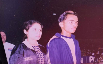Jinkee Pacquiao shares 'throwback photos' with husband Manny on Valentine's Day