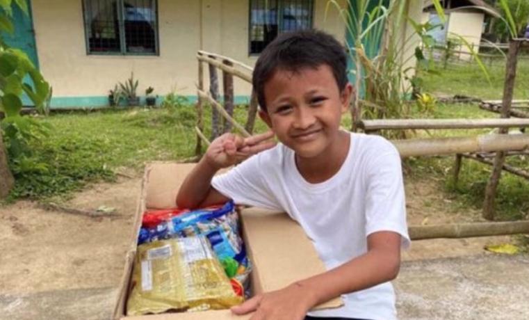 Heart Evangelista sends gift to viral boy rejected for not eating vegetables