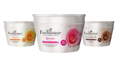 Nourish your skin with Enchanteur Cream