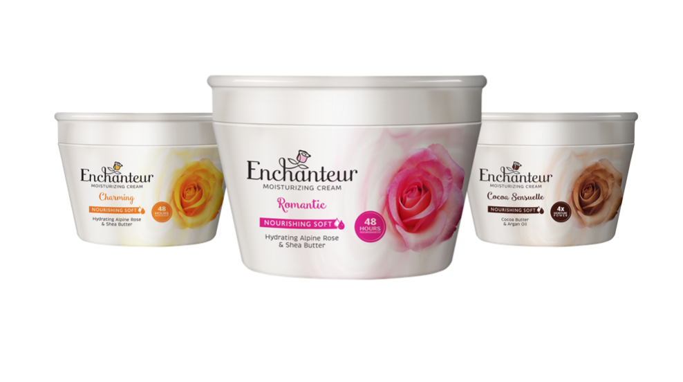 Nourish your skin with Enchanteur Cream