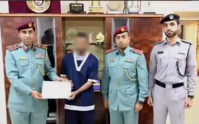 Bank, donor help UAE inmate pay off Dh240,000 debt