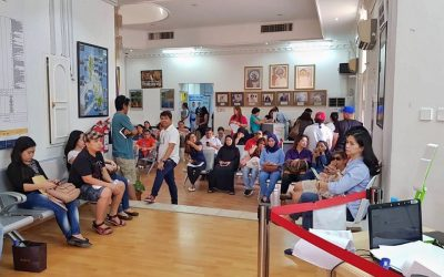 """PH Embassy in Bahrain Conducts """"First Friday Services"""" For 2020"""