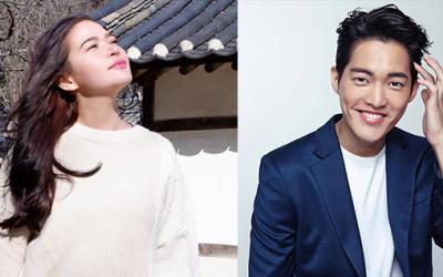 Bela Padilla, Korean actor Kim Gun-Woo to team up in movie project