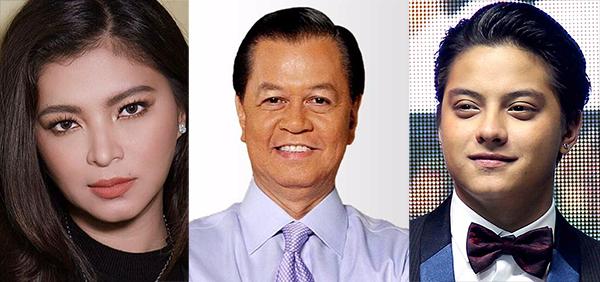 Angel Locsin, Daniel Padilla, Noli De Castro among top ABS-CBN stockholders in 2019