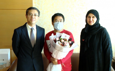 WATCH: UAE announces two new Coronavirus patients have recovered