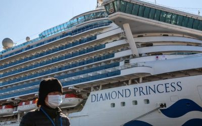BREAKING: Japan confirms two deaths from Diamond Princess cruise ship