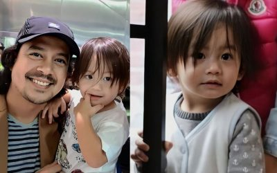 LOOK: Meet Elias Modesto, charming son of John Lloyd, Ellen