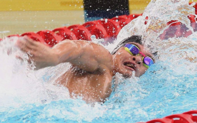 Swimmer Ernie Gawilan qualifies for Tokyo 2020 Paralympics