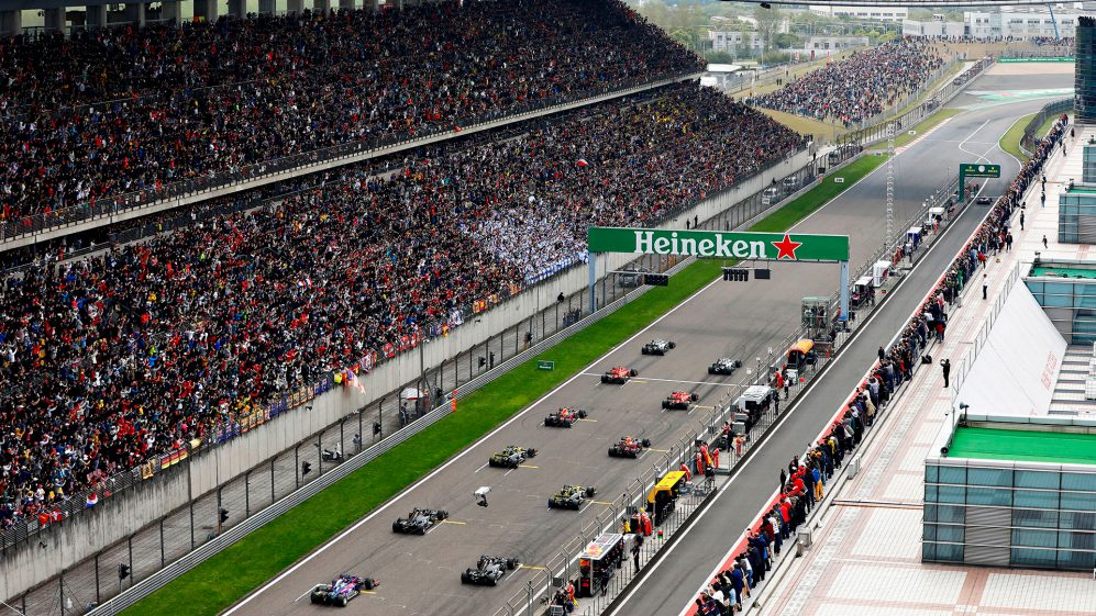 Formula 1 Chinese Grand Prix postponed due to coronavirus
