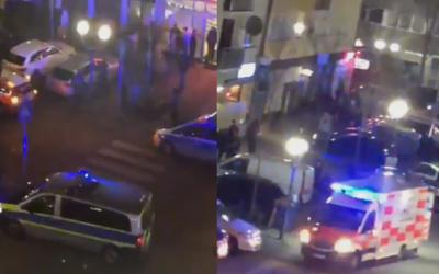 10 dead in shooting near Frankfurt, Germany