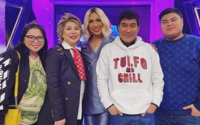 LOOK: Raffy Tulfo is Vice Ganda's guest in GGV finale