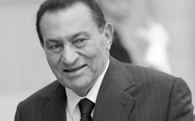 Hosni Mubarak dies at 91